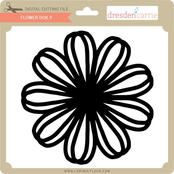 Flower Doily 2