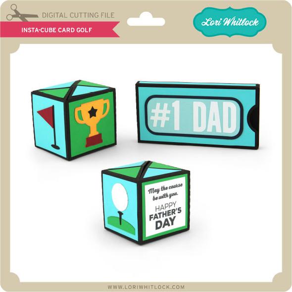 Insta-Cube Card Golf