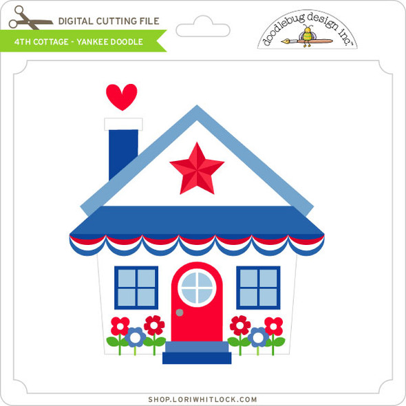 4th Cottage - Yankee Doodle