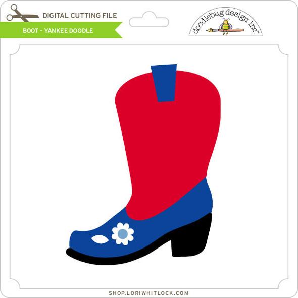 Boot - Yankee Doodle