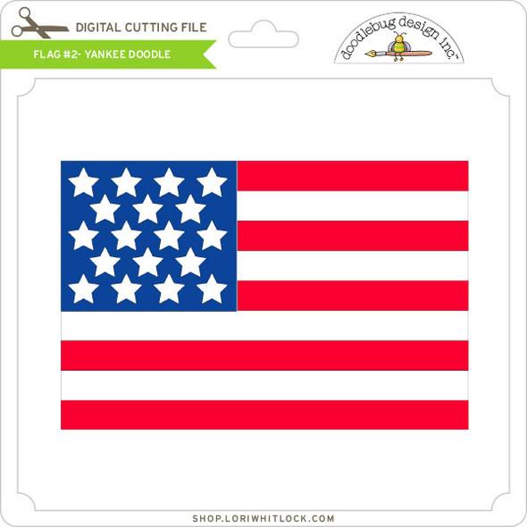 Flag #2 - Yankee Doodle