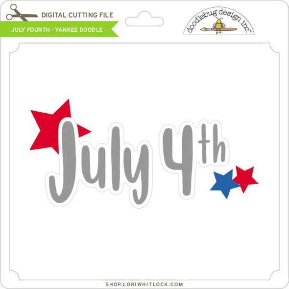 July 4th - Yankee Doodle
