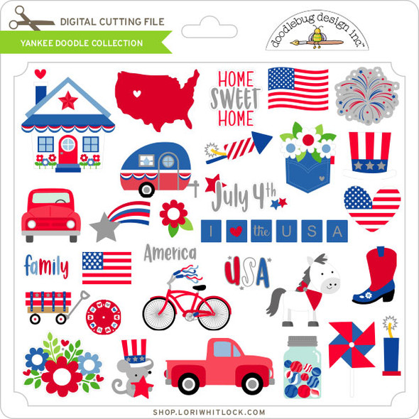 Yankee Doodle Collection
