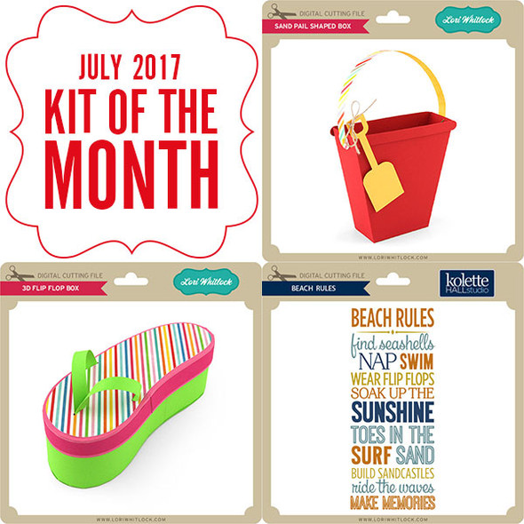 2017July Kit of the Month