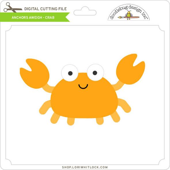 Anchors Aweigh - Crab