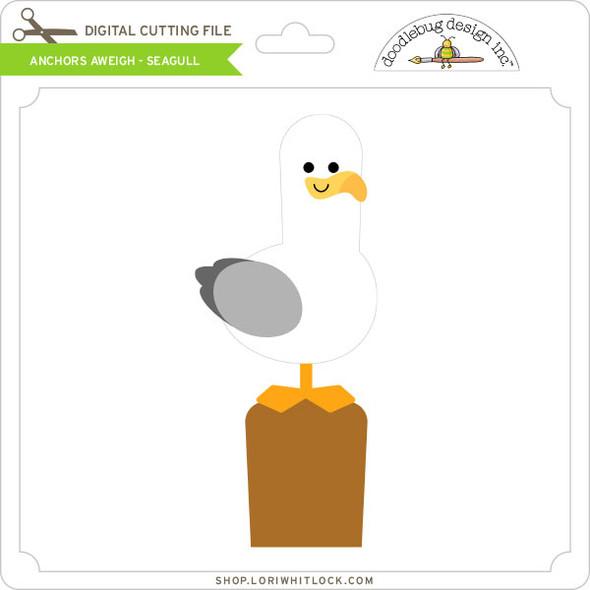 Anchors Aweigh - Seagull