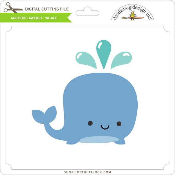Anchors Aweigh - Whale