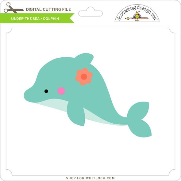 Under The Sea - Dolphin
