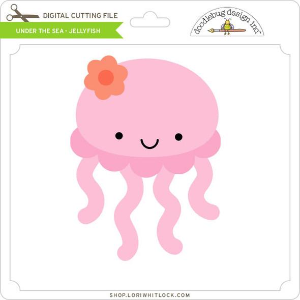 Under The Sea - Jellyfish