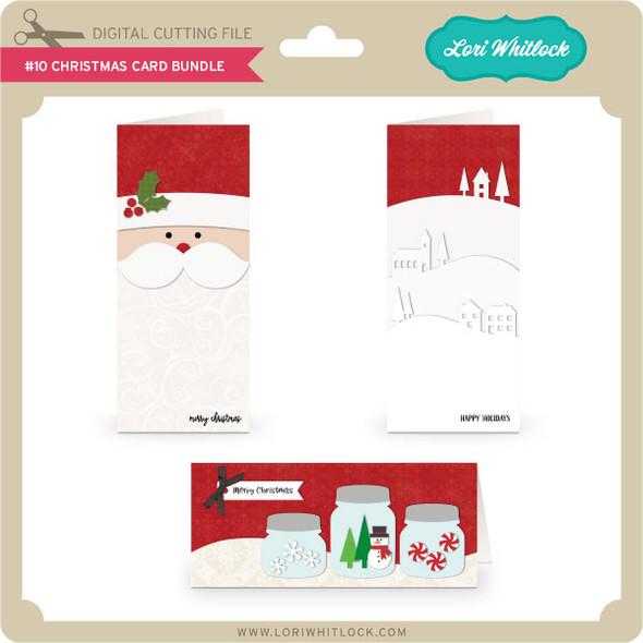 #10 Christmas Card Bundle