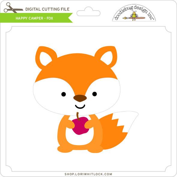 Happy Camper - Fox