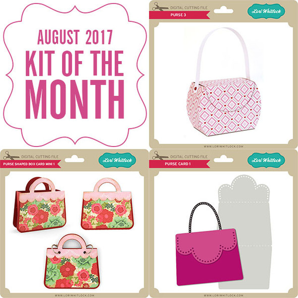 2017 August Kit of the Month