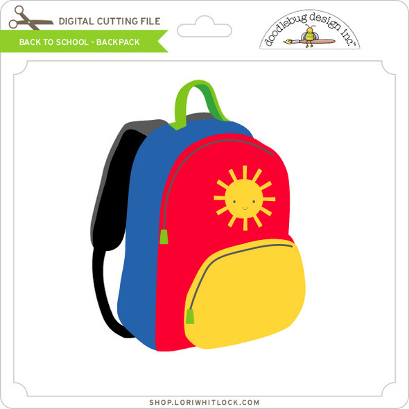 Back To School - Backpack