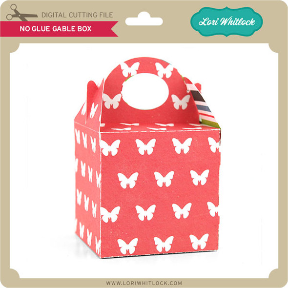 NO Glue Gable Box
