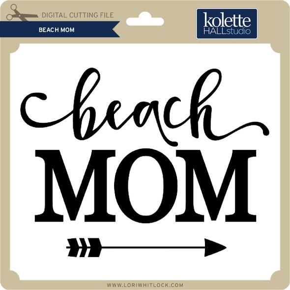 Beach Mom