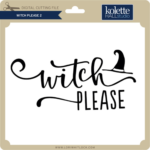 Witch Please 2