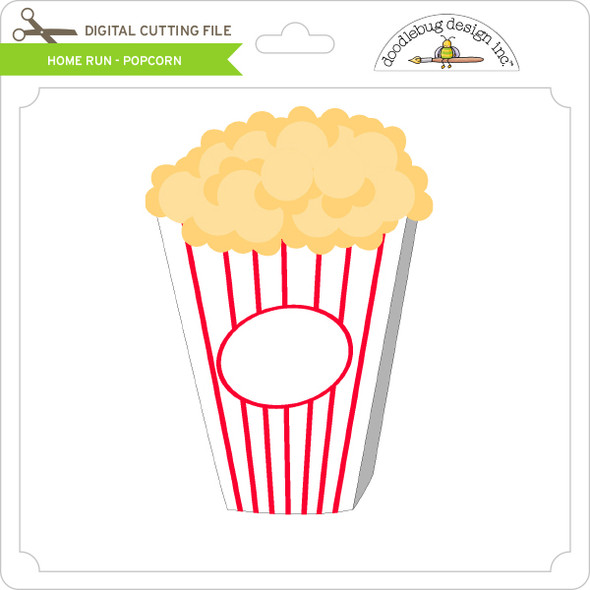Home Run - Popcorn