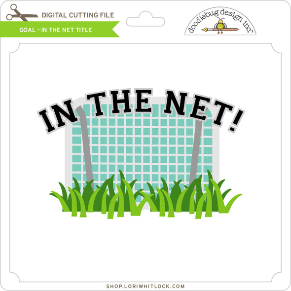 Goal - In The Net Title