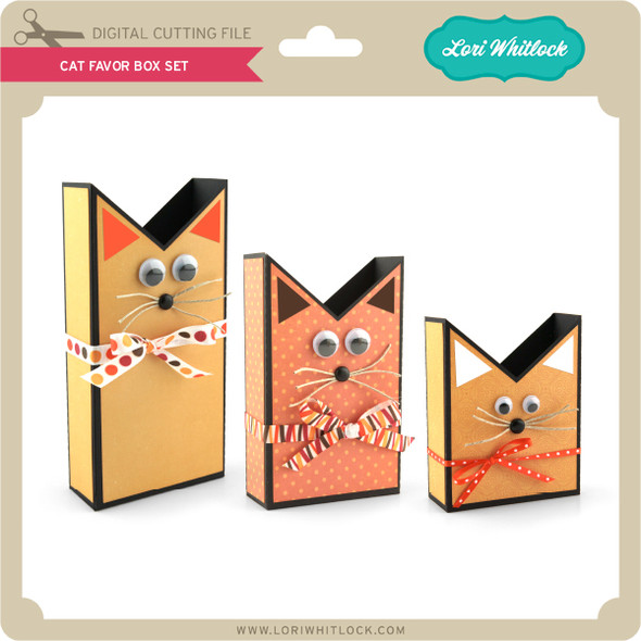 Cat Favor Box Set