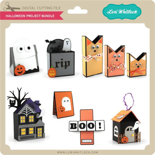 Halloween Project Bundle