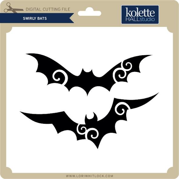 Swirly Bats
