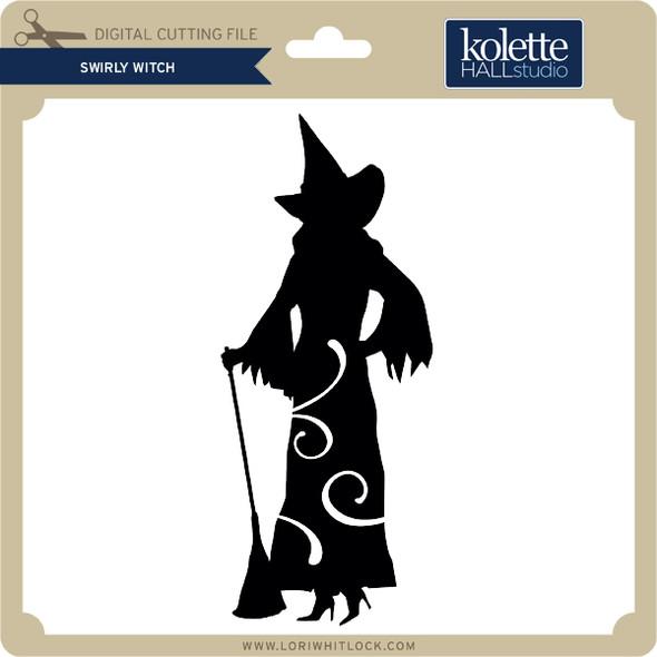 Swirly Witch