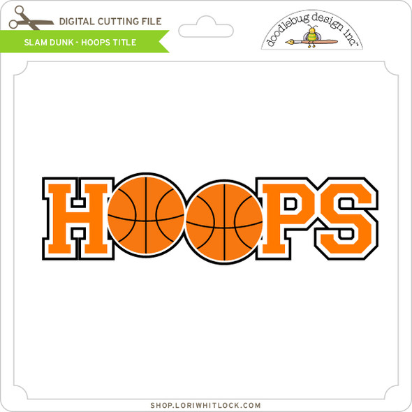 Slam Dunk Hoops Title