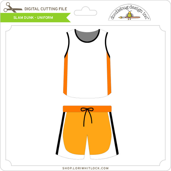 Slam Dunk Uniform