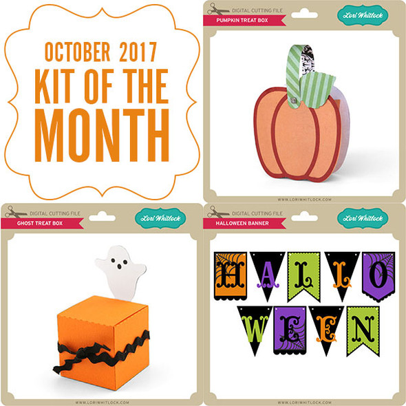 2017 October Kit of the Month