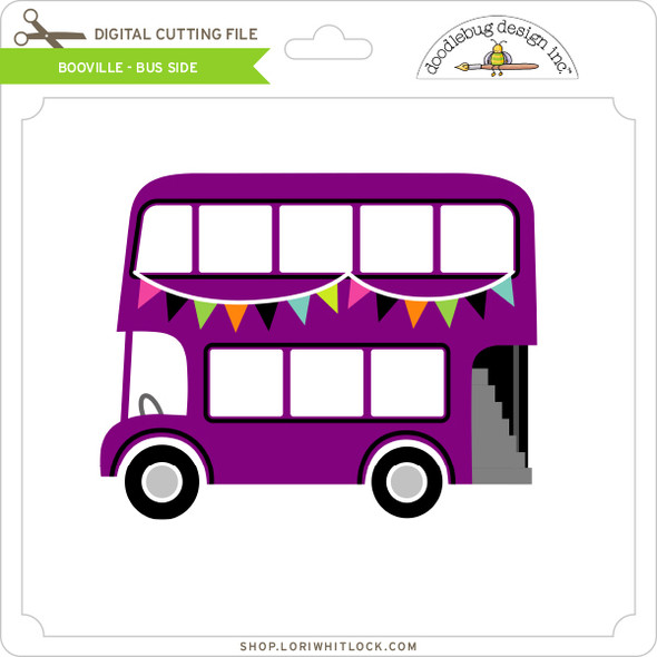 Booville - Bus Side