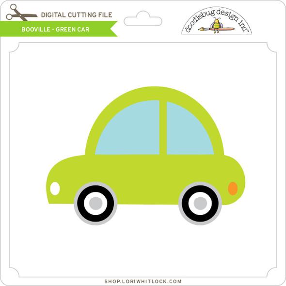 Booville - Green Car