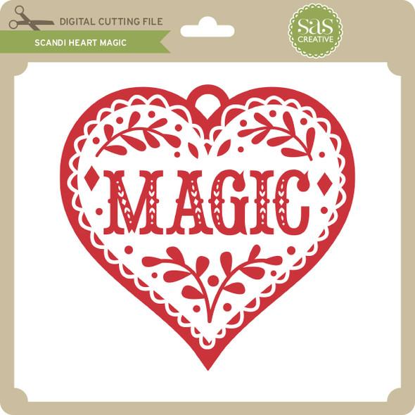 Scandi Heart Magic