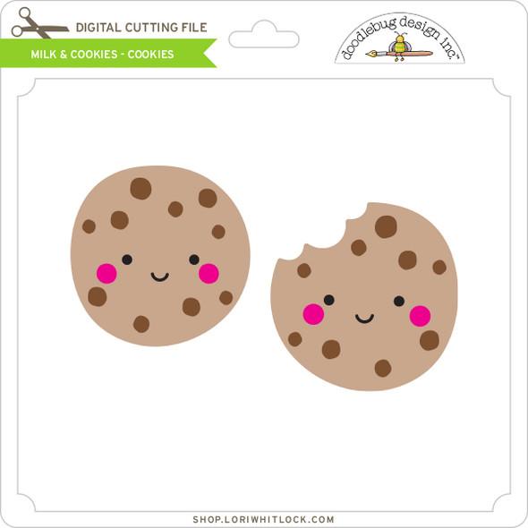 Milk & Cookies - Cookies