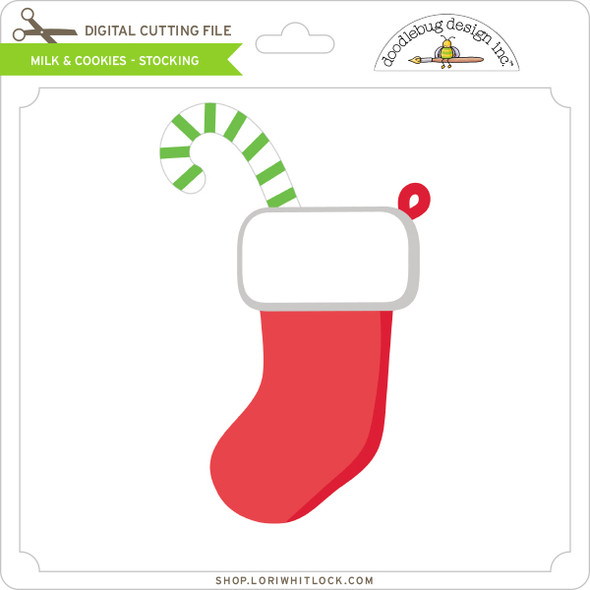 Milk & Cookies - Stocking