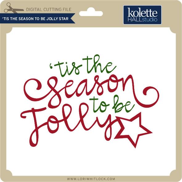 Tis the Season to be Jolly Star
