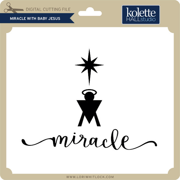 Miracle with Baby Jesus