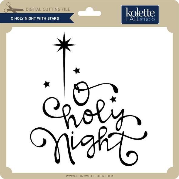 O Holy Night With Stars