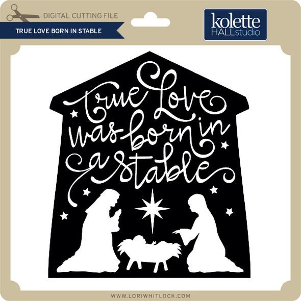 True Love Born in Stable 2