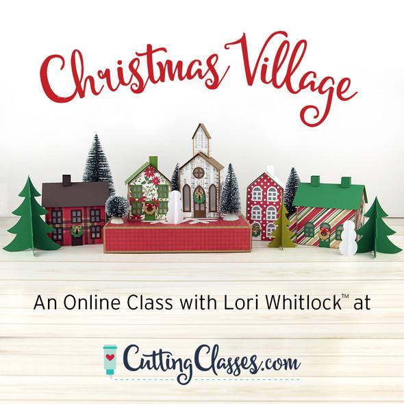 Christmas Village Class