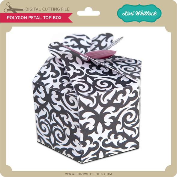 Polygon Petal Top Box