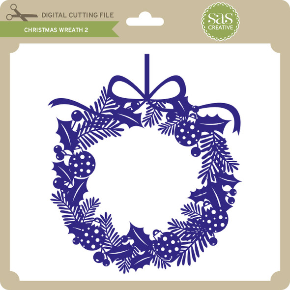 Christmas Wreath 2