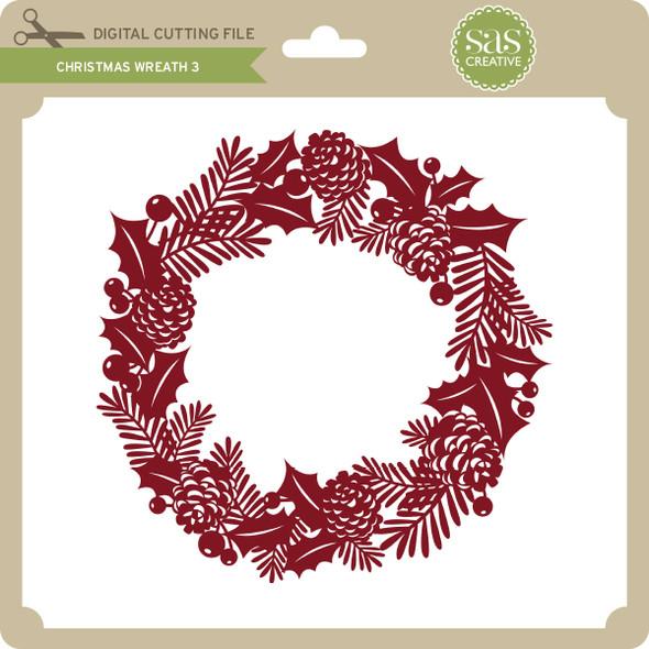 Christmas Wreath 3