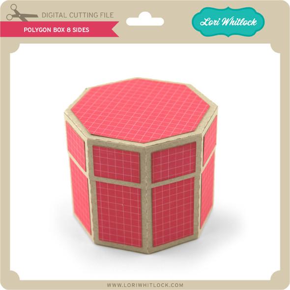 Polygon Box 8 Sides