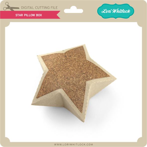 Star Pillow Box