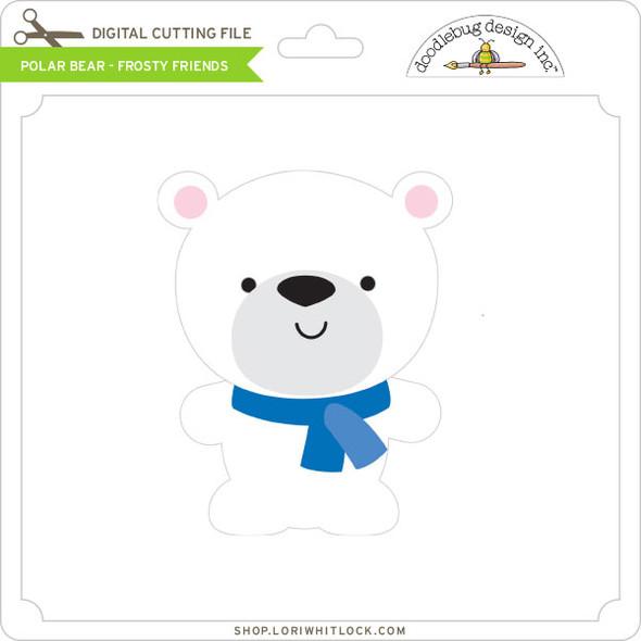 Polar Bear - Frosty Friends