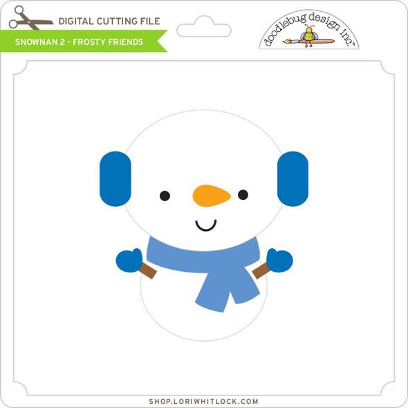 Snowman 2 - Frosty Friends