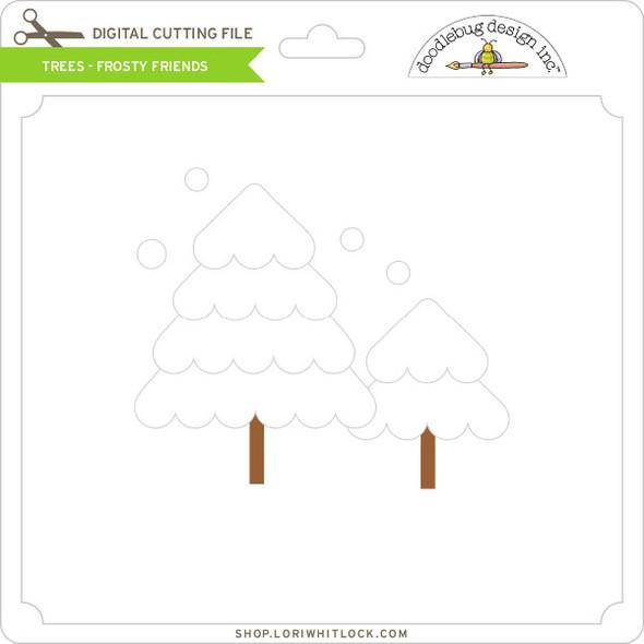 Trees - Frosty Friends