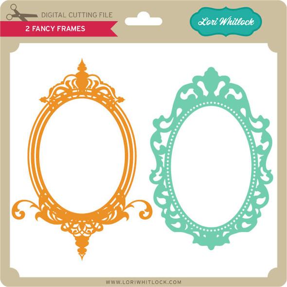 2 Fancy Frames