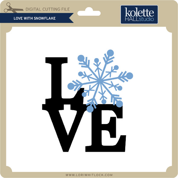 Love With Snowflake