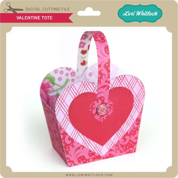 Valentine Tote